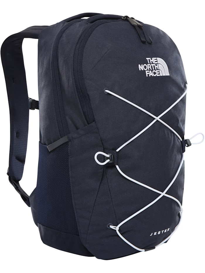 The North Face Jester Rucksack 46 cm Laptopfach, aviatornavylghthtr/tnfwht