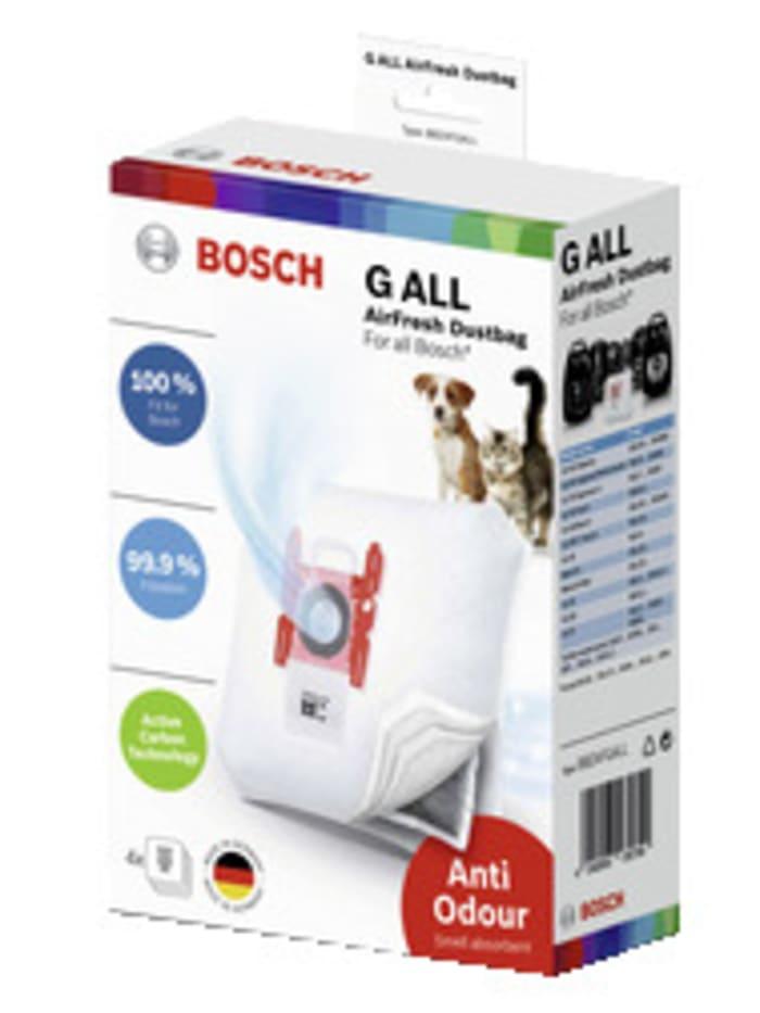 Bosch Stofzuigerzakken AirFresh BBZAFGALL, wit