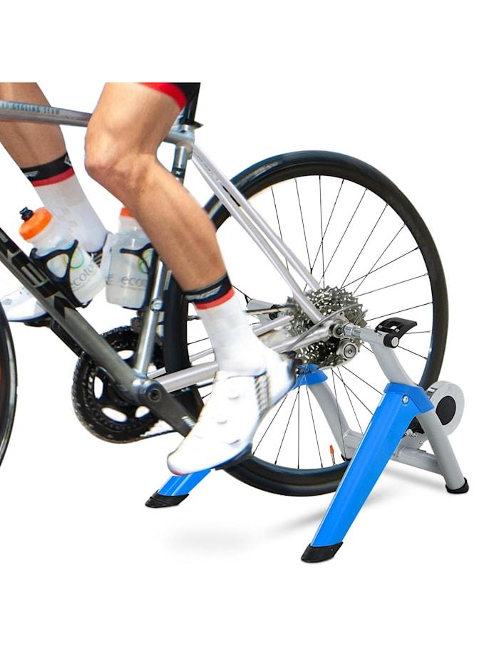 Fahrradtrainer mit Magnetbremse
