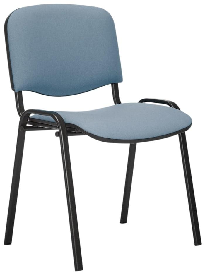 Living Besucherstuhl-Set, 2-tlg., Blau