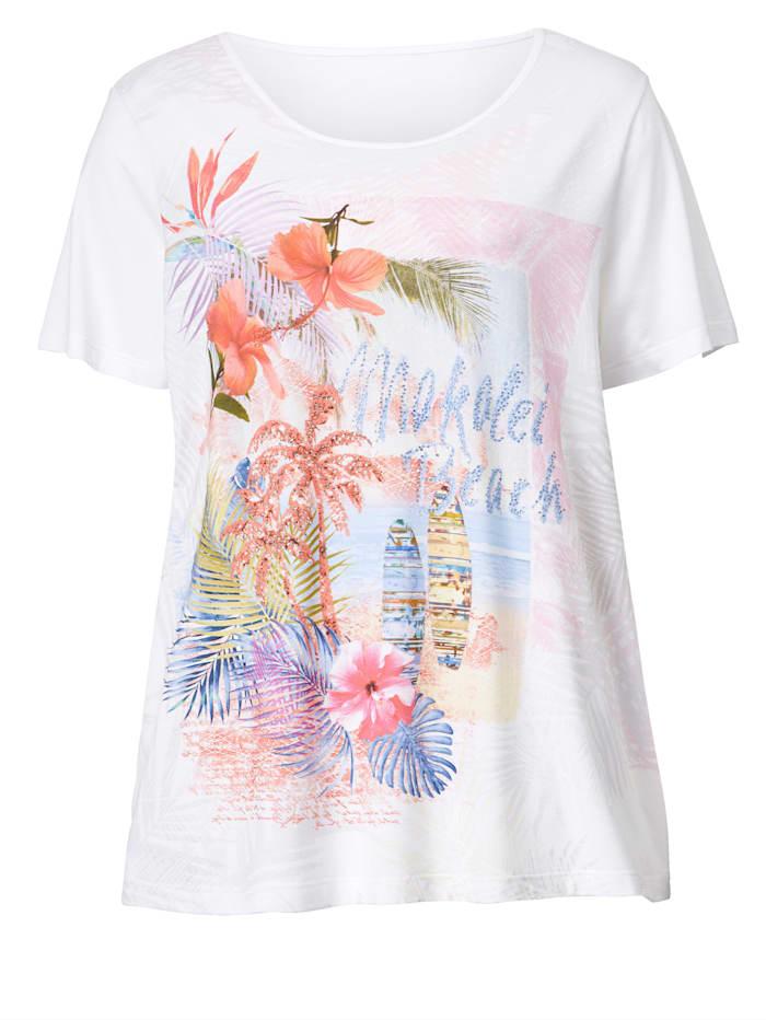 Shirt mit Sommermotiv