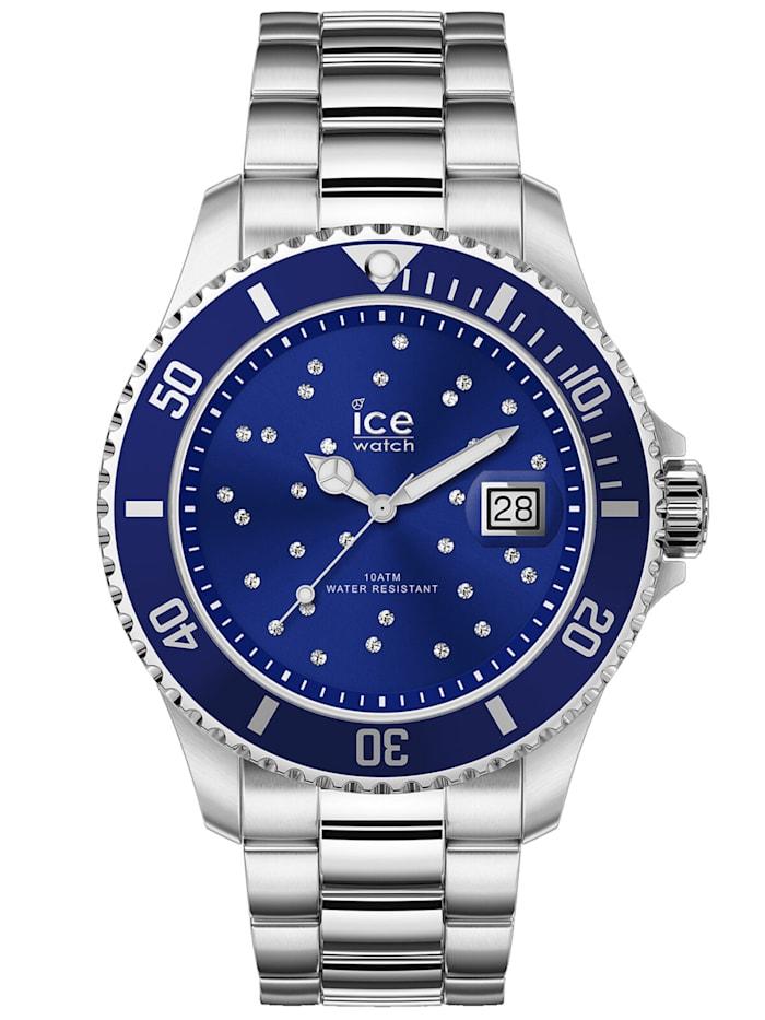 Damenuhr Ice Steel Blue Cosmos Silver M
