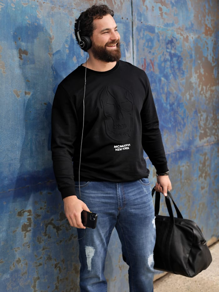 Sweatshirt mit 3D Print