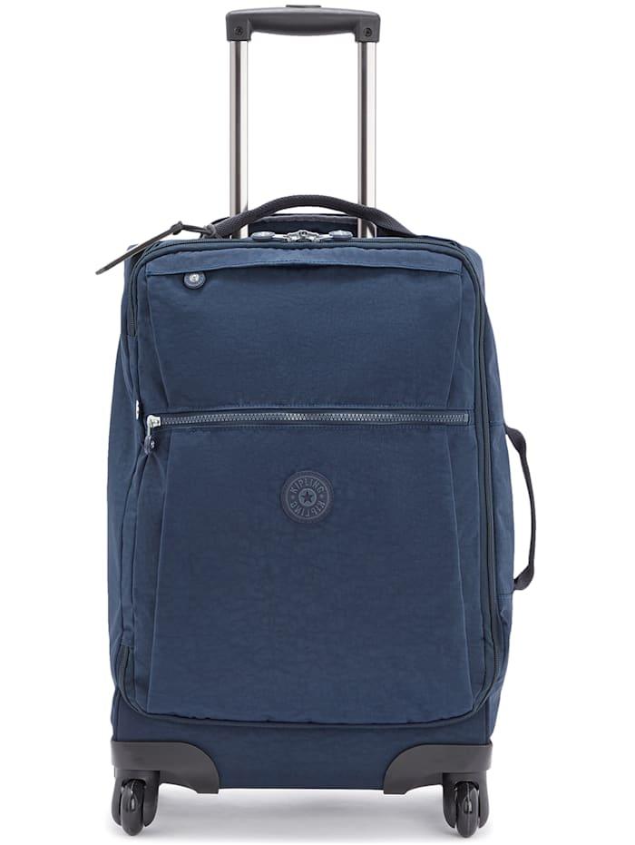 Kipling Basic Darcey 4-Rollen Kabinentrolley 55 cm, blue bleu 2