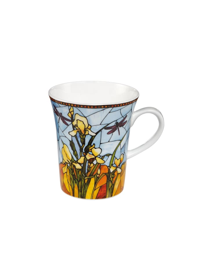 "Goebel Goebel Künstlertasse Louis Comfort Tiffany - ""Iris"", Tiffany - Iris"