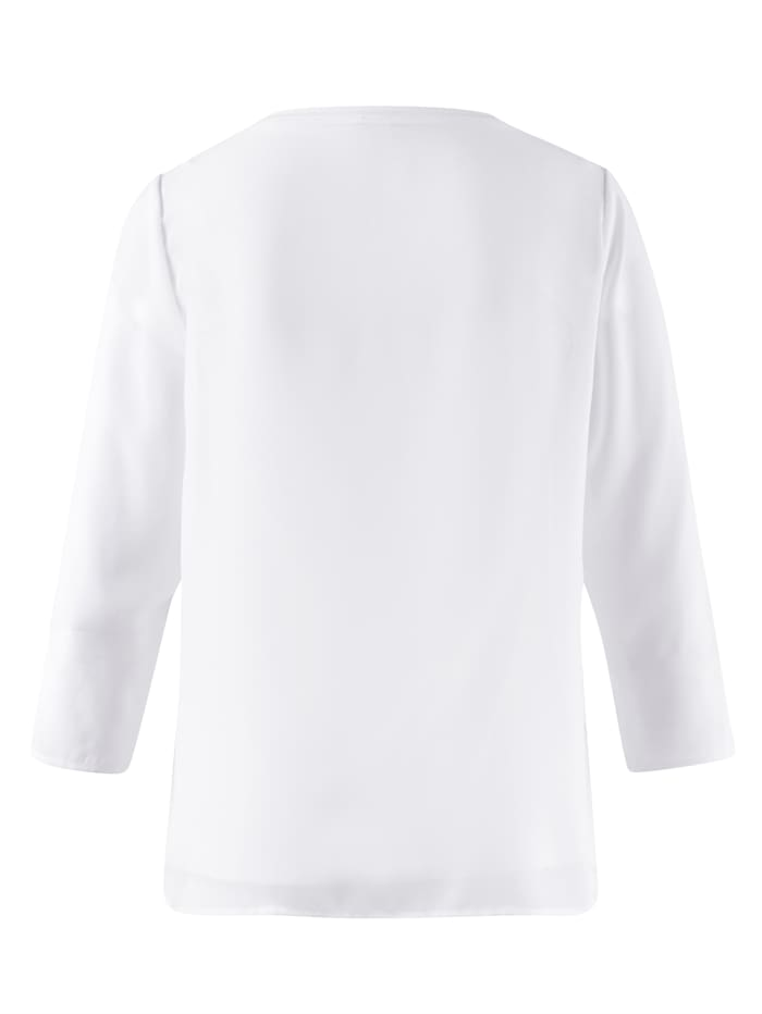 Bluse mit Schulter- Cut Outs