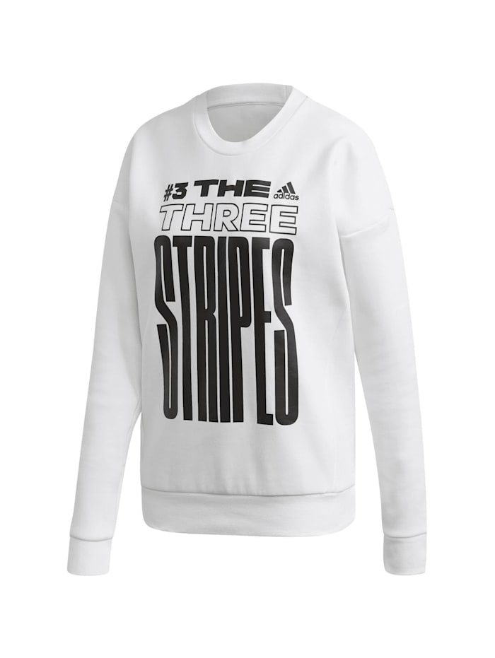 adidas adidas Sweatshirt MHE GR, Weiß