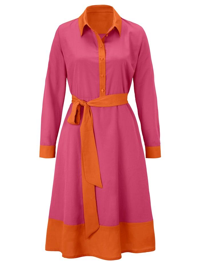 REKEN MAAR Kleid, Pink