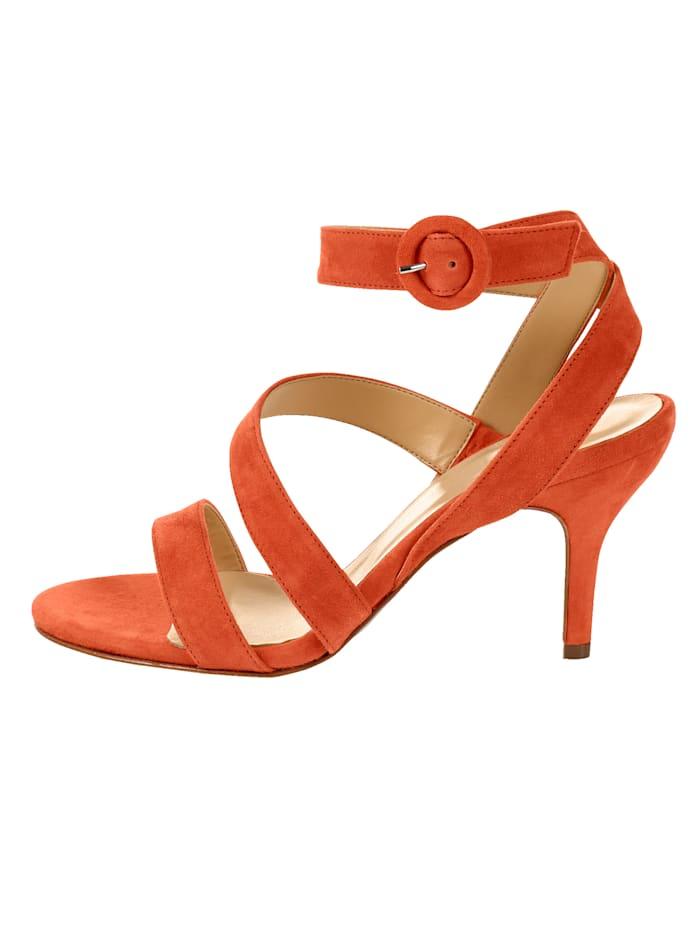 SIENNA Sandales, Orange