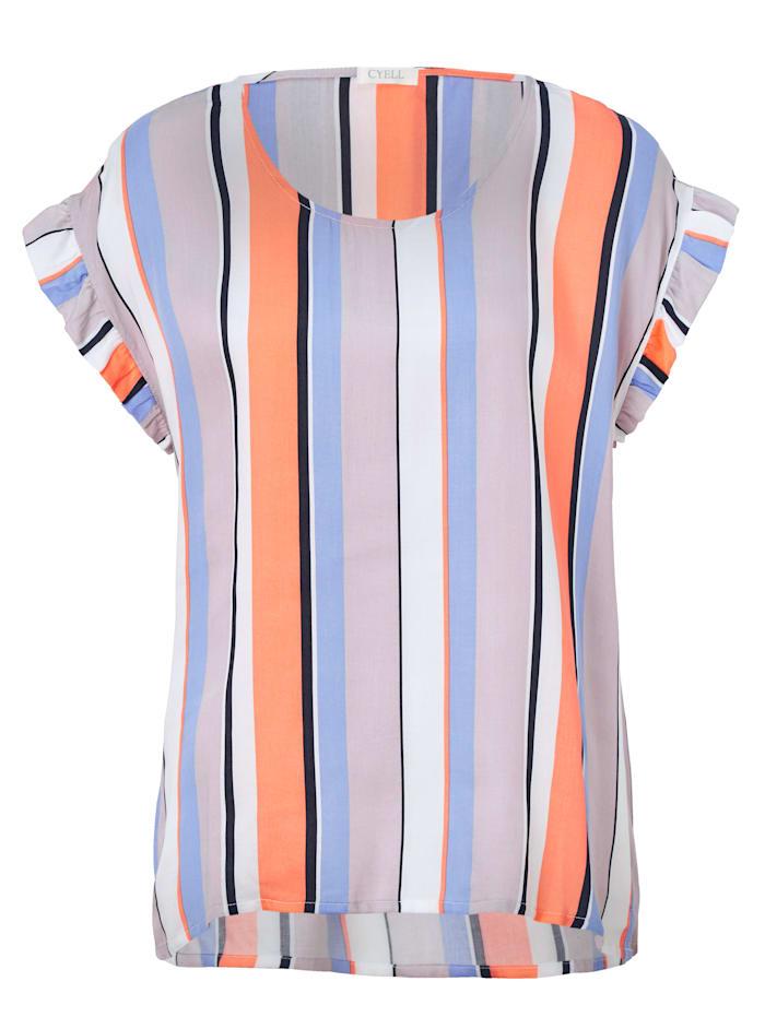 Cyell Pyjamashirt, Multicolor