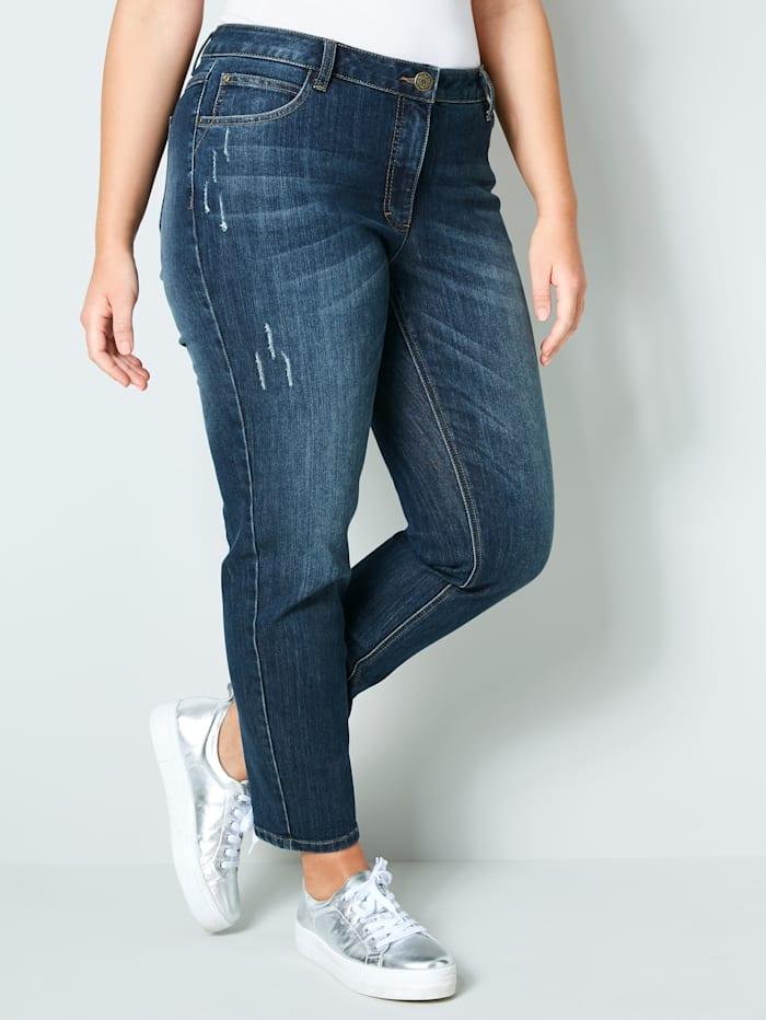 Janet & Joyce Jeans, Donkerblauw