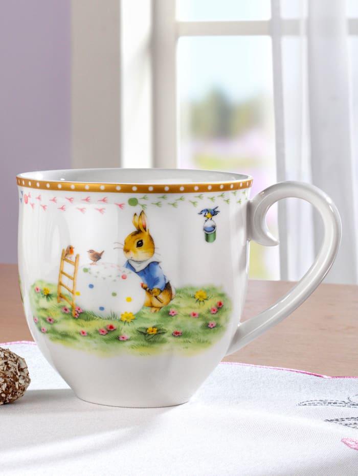 """Villeroy & Boch Tasse """"Annual Easter Edition 2021"""" (édition annuelle de Pâques), Multicolore"""
