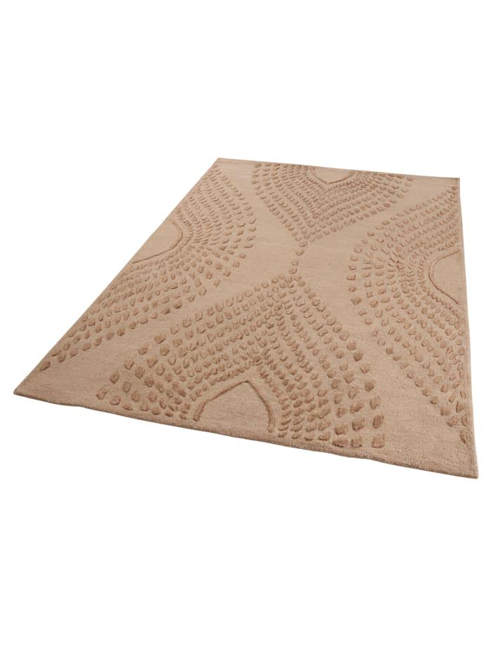 Handtuftteppich 'Nawi'