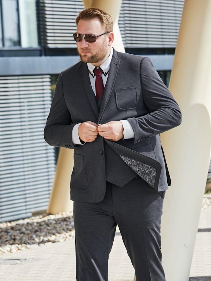 Kavaj Specialskärning – perfekt för män med mage