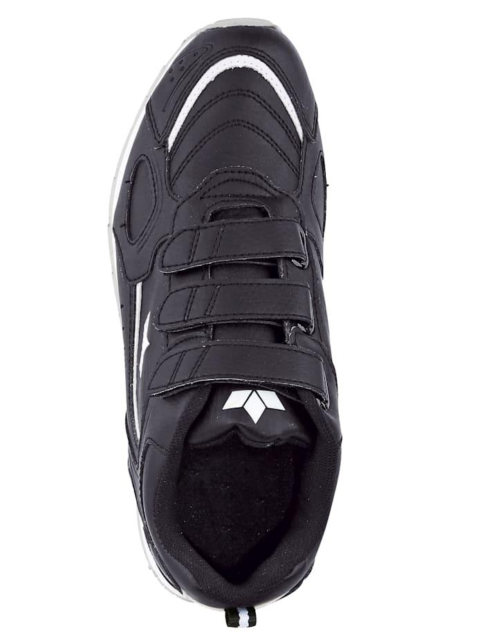 klittenbandschoen met zool geschikt voor binnensport