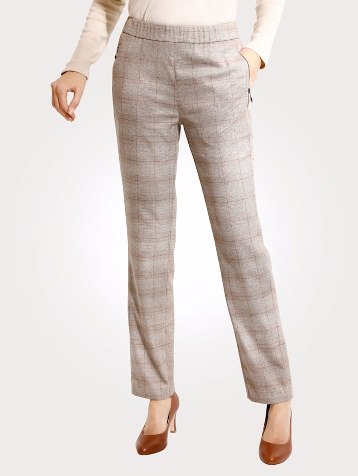 Relaxed by Toni Broek, Beige/Camel