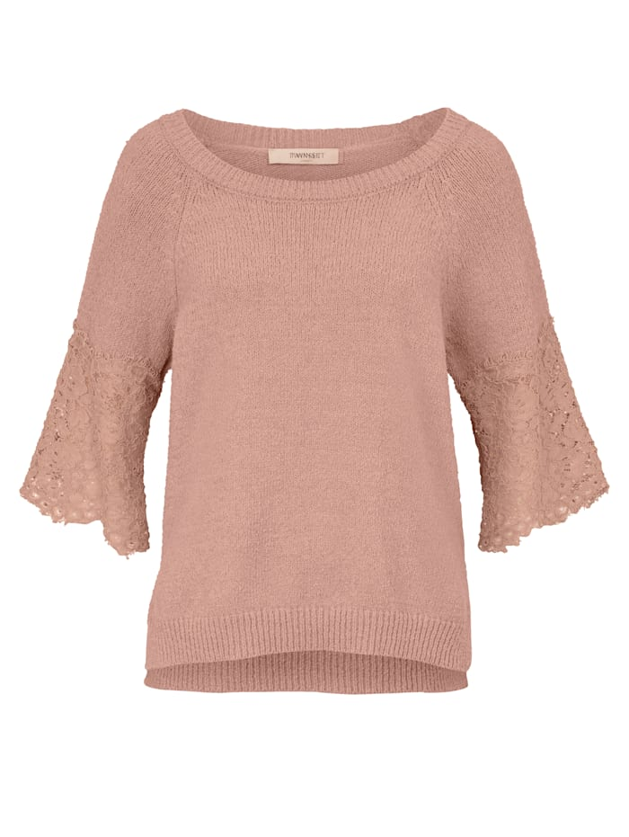 Twinset MILANO Pullover, Rosé