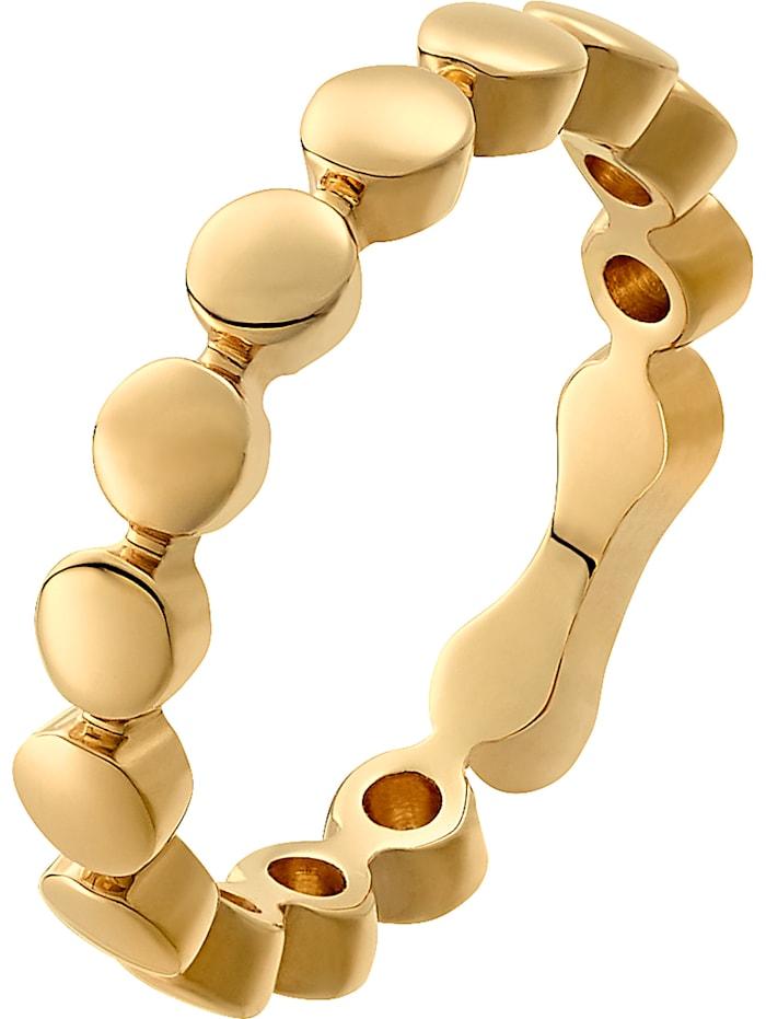 CHRIST C-Collection CHRIST Damen-Damenring 585er Gelbgold, gold