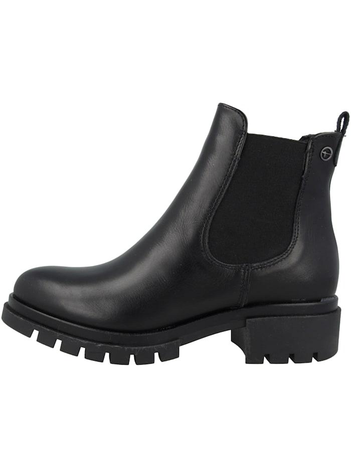 Tamaris Boots 1-25405-25, schwarz