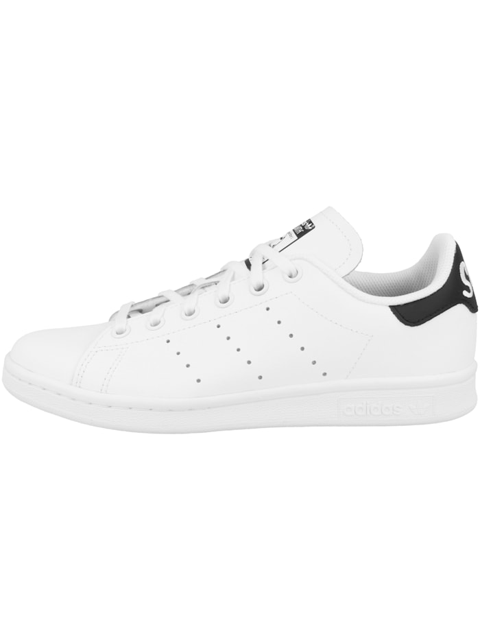 Adidas Originals Sneaker low Stan Smith J, weiss