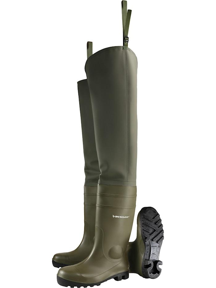 Dunlop Watstiefel Watstiefel Protomastor, grün