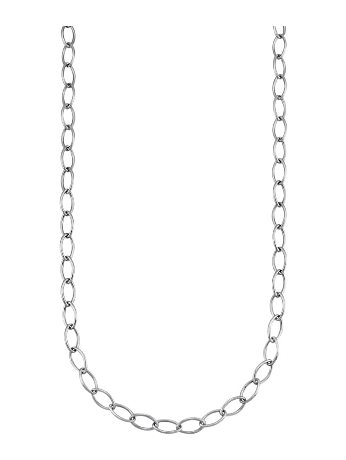 Diemer Platin Halskette in Platin 950, Silberfarben