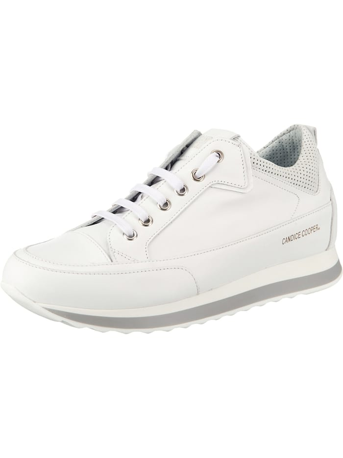 Candice Cooper Adel-vitello Sneakers Low, weiß