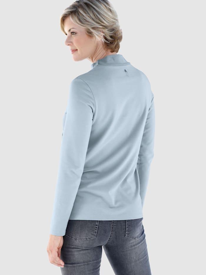 Sweat-shirt à motif floral