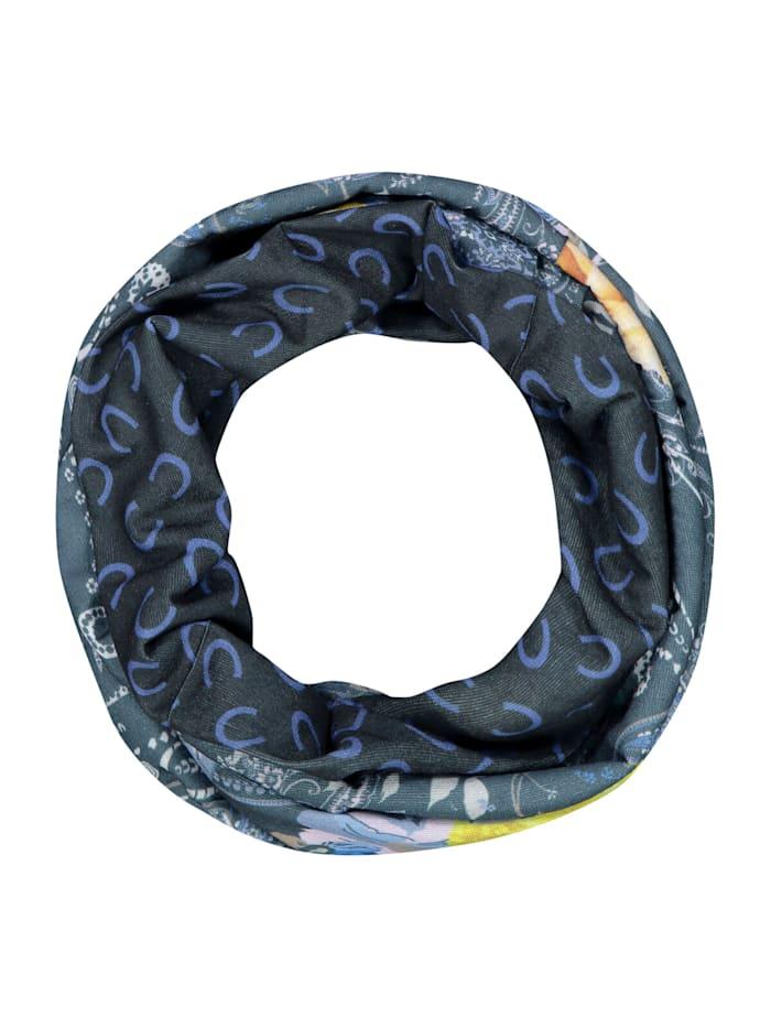Codello Ultrasofte Loop-Maske, navy blue