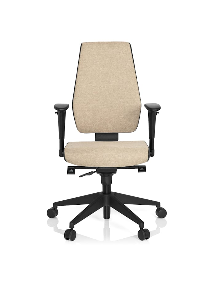 hjh OFFICE Profi Bürostuhl PRO-TEC 500, Beige