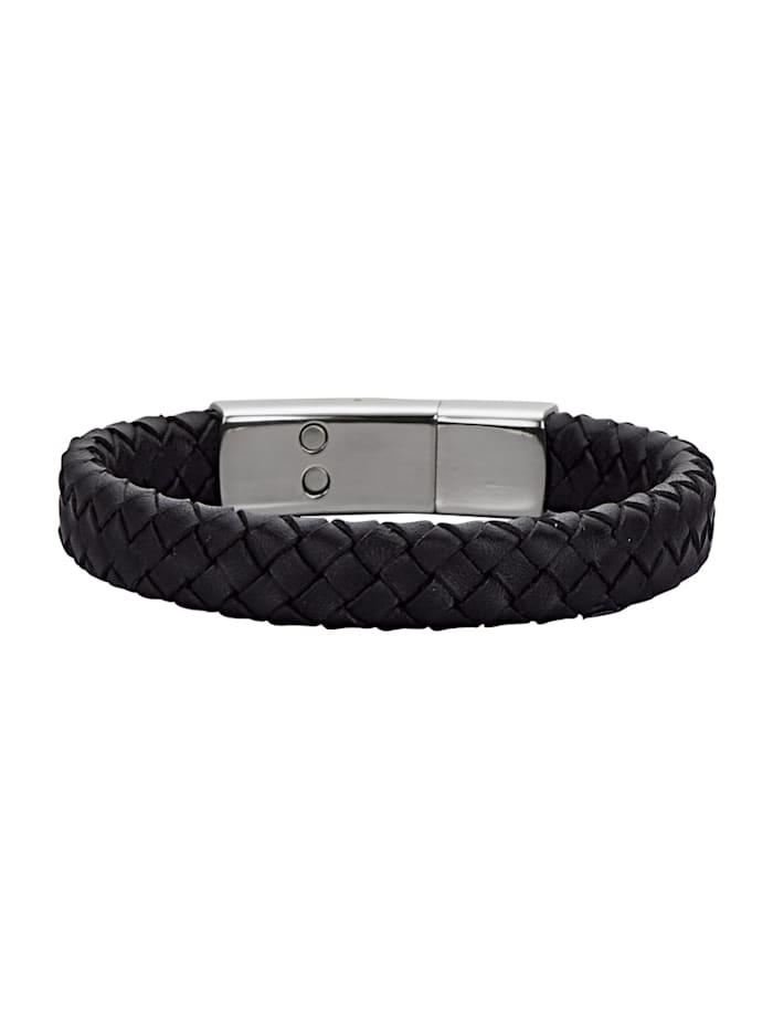 Armband, Zwart
