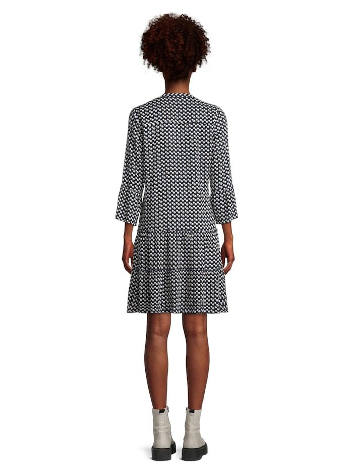 Casual-Kleid mit Stufen