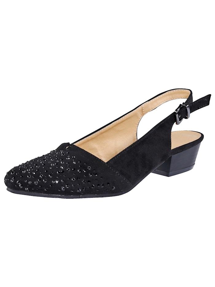 Matalat sling-kengät