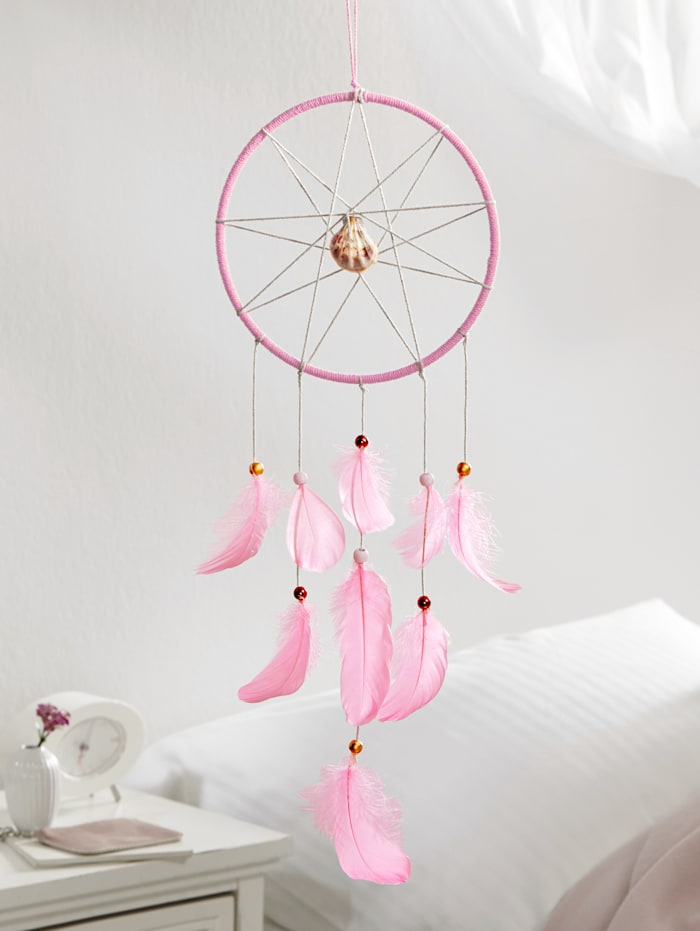 Vaaleanpunainen unisieppari