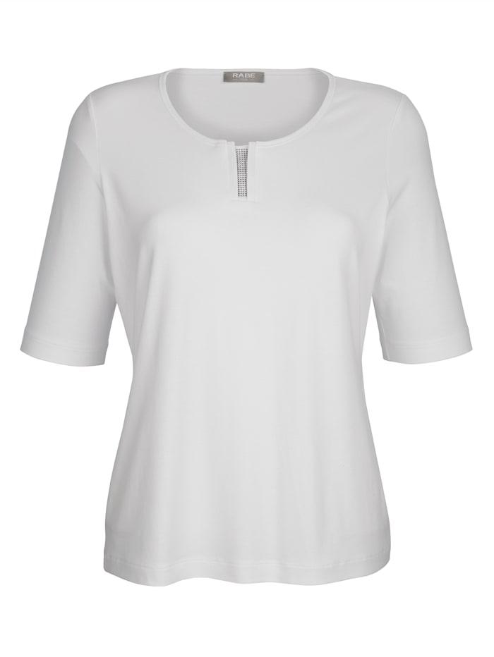 Shirt mit Plättchendeko