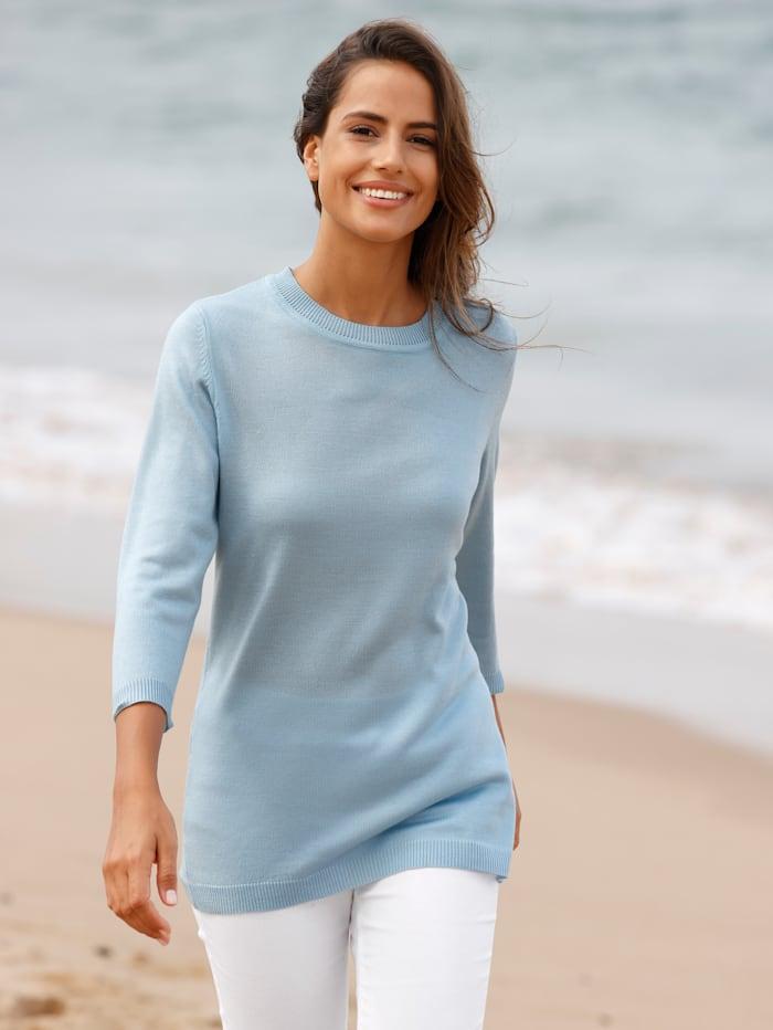 basically you Pullover in 3 schönen Farben, Hellblau