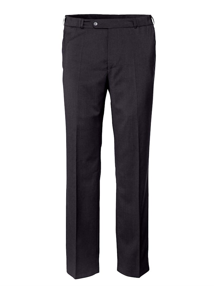 BABISTA Reisewollhose mit 7 cm mehr Bundweite, Schwarz