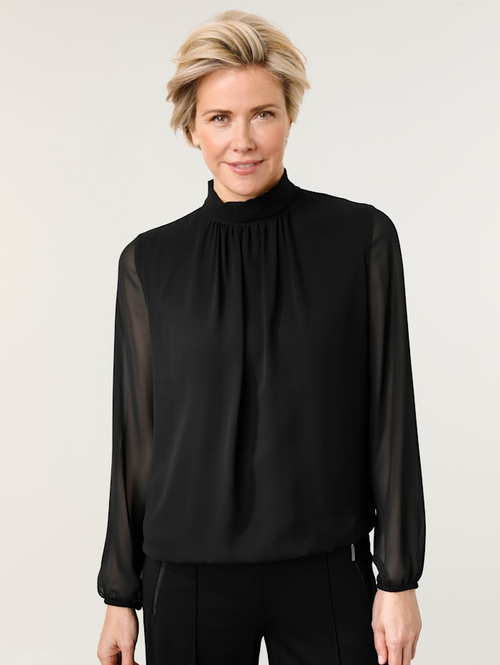 MONA Blouse, Black