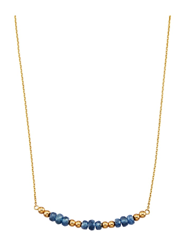 Safiirikaulakoru, Sininen