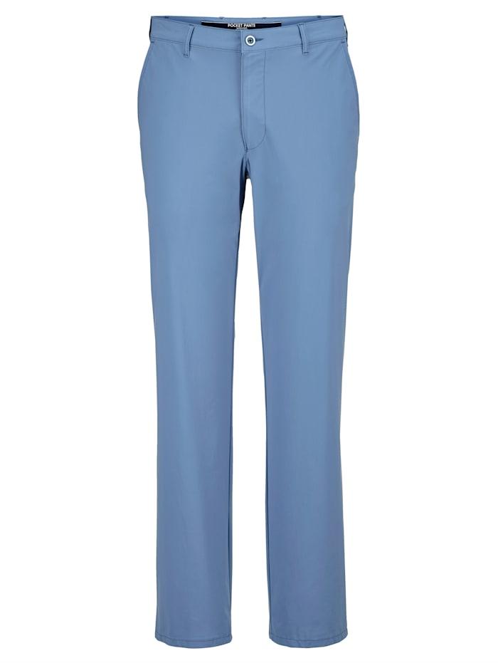 BABISTA Pocketpants packable: inpakken en meenemen, Blauw