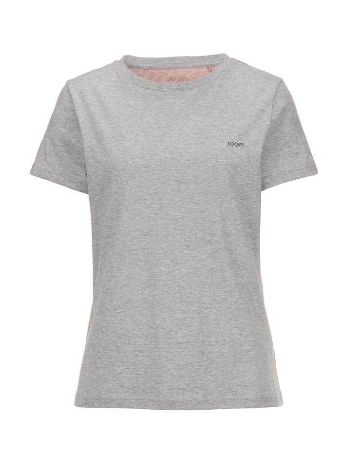JOOP! Shirt im Mix&Match-Programm, grau meliert