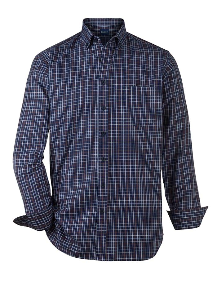 Babista Premium Skjorta i premiumkvalitet, Mörkblå