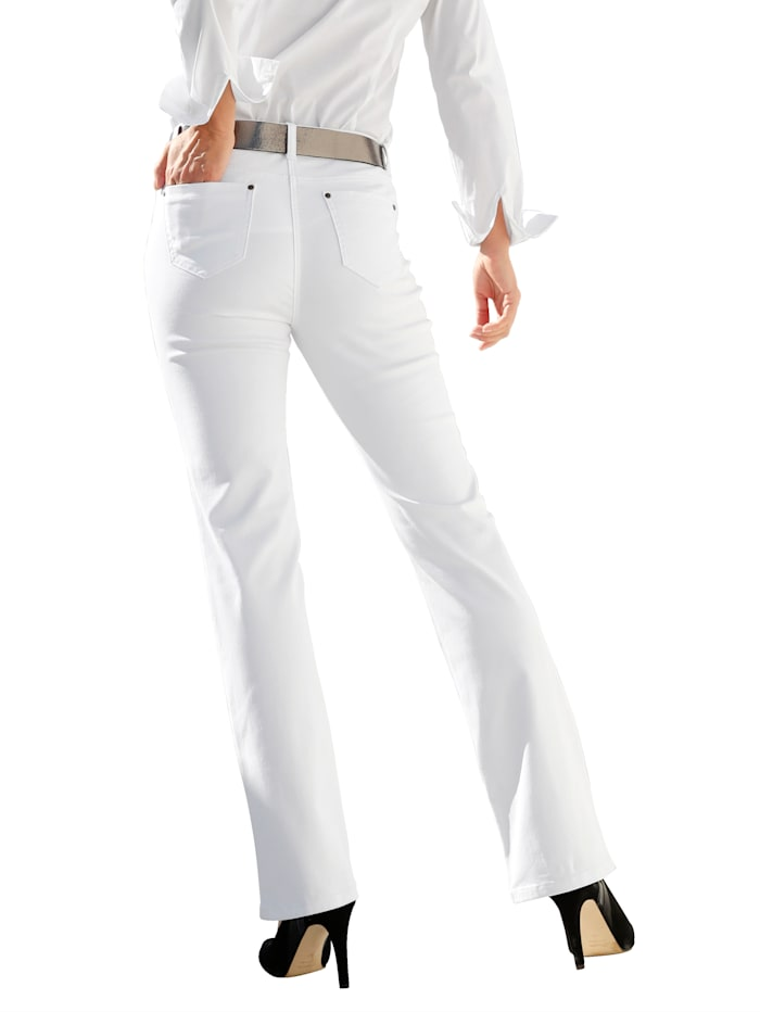 Bootcutjeans in 5-Pocket-Form