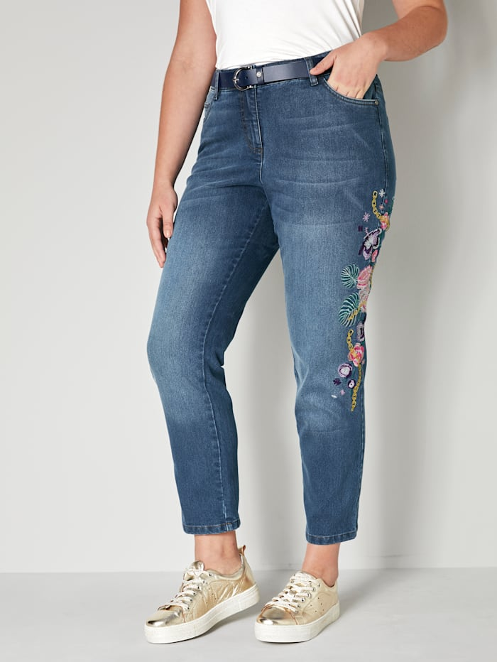 Angel of Style Jeans, Blue stone