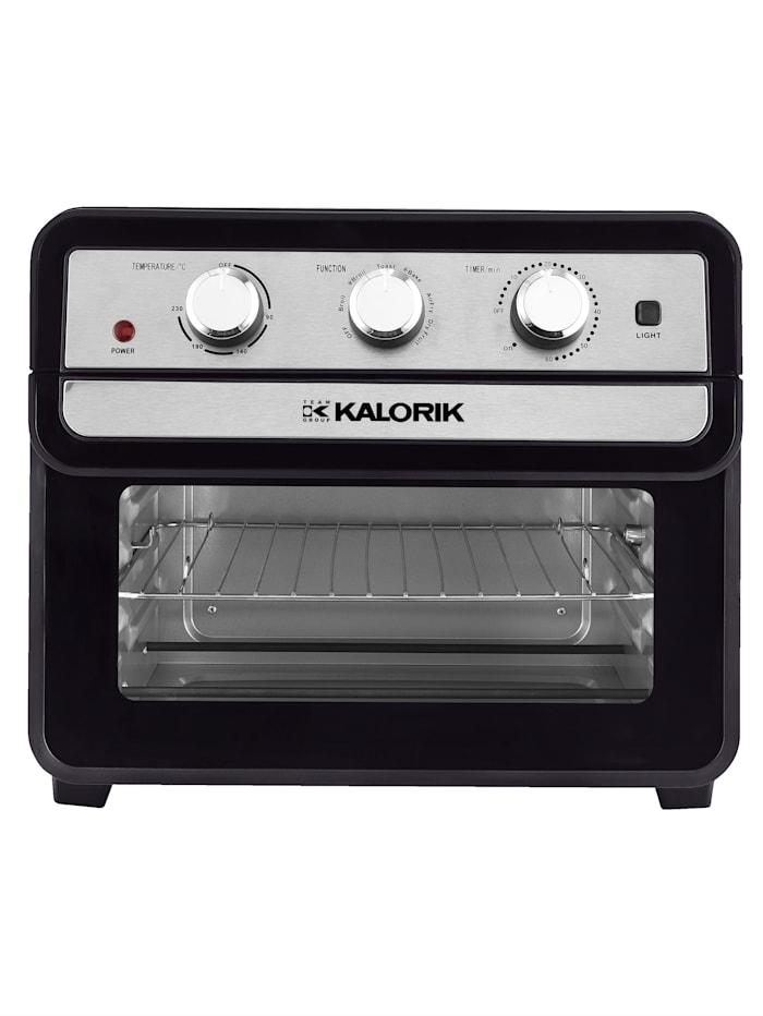 Kalorik Multifunctionele oven, Zwart/Zilverkleur