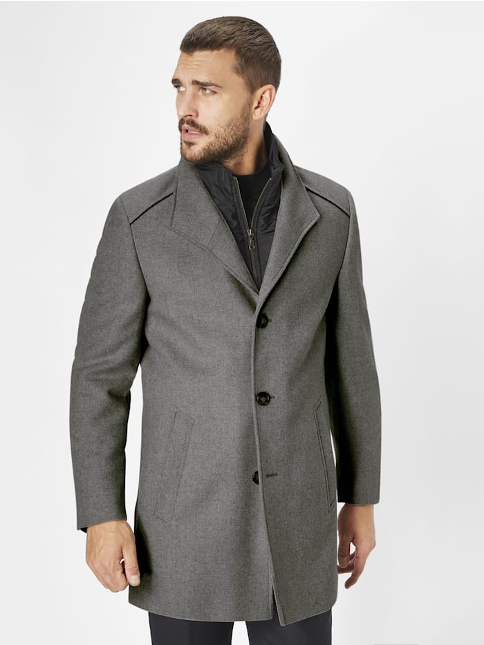 slim Fit Mantel Newton L