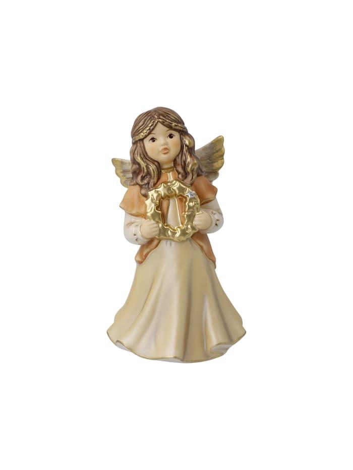 Goebel Goebel Engel Weihnachtsgrüße, champagner