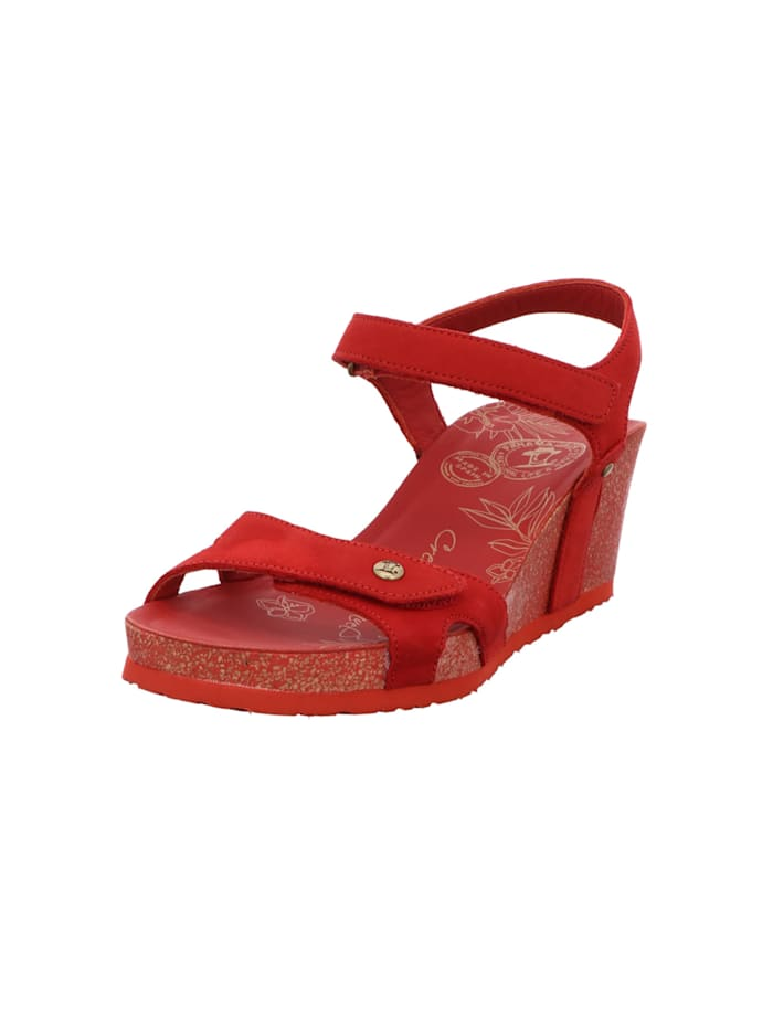 Panama Jack Sandalen/Sandaletten, rot