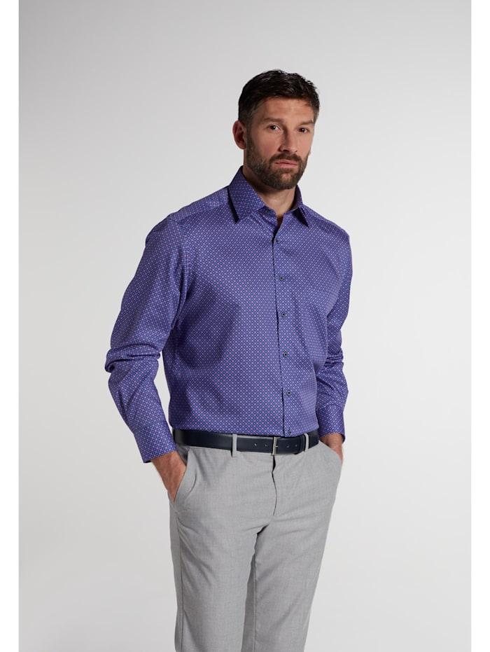 Eterna Eterna Langarm Hemd COMFORT FIT Eterna Langarm Hemd COMFORT FIT, pink/blau