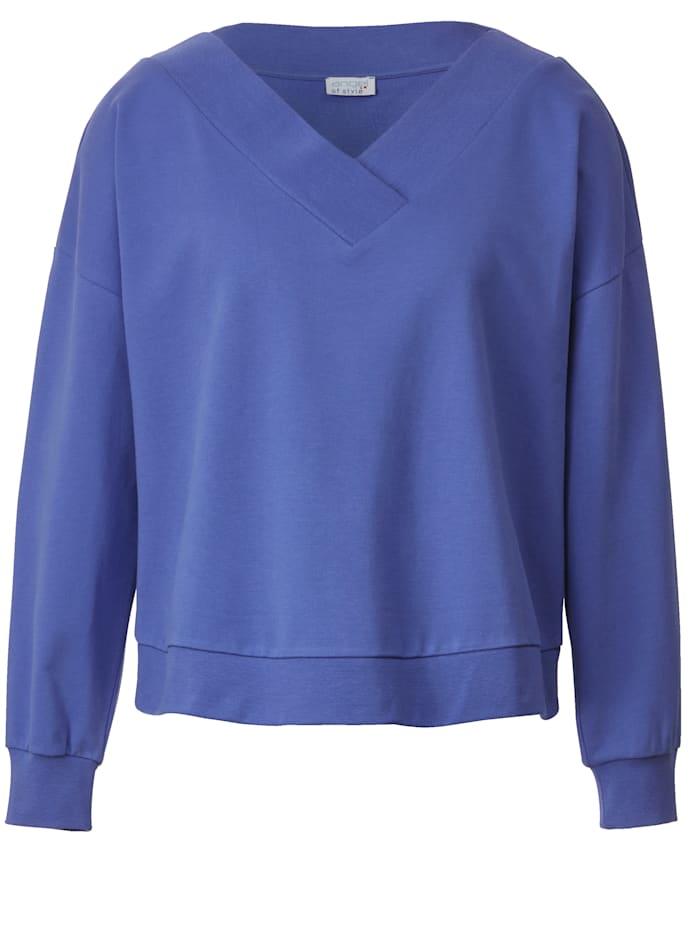 Sweatshirt in Oversize-Form